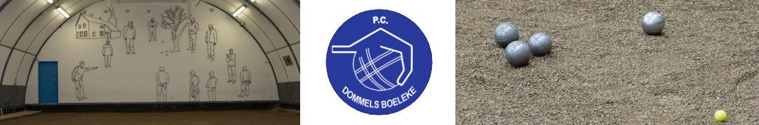 P.C. Dommels Boeleke